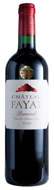 Château Fayat, Pomerol, Bordeaux, France, 2012