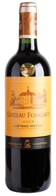 Château Fonréaud, Listrac-Médoc, Cru Bourgeois, 2012