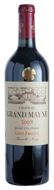 Château Grand Mayne, St Emilion, Grand Cru, Bordeaux, 2013