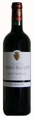 Château Andron Blanquet, St-Estèphe, Bordeaux, France, 2013