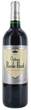 Château Barde Haut, St-Émilion, Grand Cru, Bordeaux, 2013