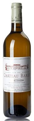 Château Baret, Pessac-Léognan, Cru Classé de Graves, 2013