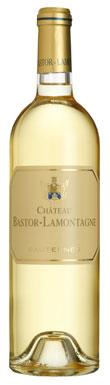 Château Bastor-Lamontagne, Sauternes, Bordeaux, France, 2012