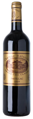 Château Batailley, Pauillac, 5ème Cru Classé, 2009