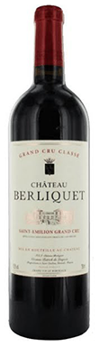 Château Berliquet, St-Émilion, Grand Cru Classé, 2018
