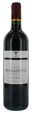 Château Bernadotte, Haut-Médoc, Bordeaux, France, 2013