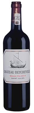 Château Beychevelle, St-Julien, 4ème Cru Classé, 2014