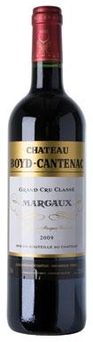 Château Boyd-Cantenac, Margaux, 3ème Cru Classé, 2009