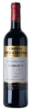 Château Boyd-Cantenac, Margaux, 3ème Cru Classé, 2012