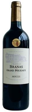 Château Branas Grand Poujeaux, Moulis-en-Médoc, 2013