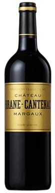 Château Brane-Cantenac, Margaux, 2ème Cru Classé, 2008
