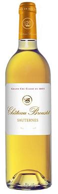 Château Broustet, Sauternes, 2ème Cru Classé, 2019