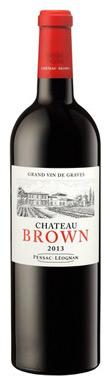Château Brown, Pessac-Léognan, Bordeaux, France, 2013