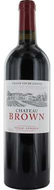 Château Brown, Pessac-Léognan, Bordeaux, France, 2016