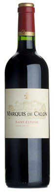 Château Calon Ségur, Marquis de Calon, St-Estèphe, 2017