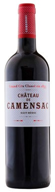 Château Camensac, Haut-Médoc, 5ème Cru Classé, 2016