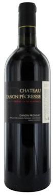 Château Canon Pécresse, Canon-Fronsac, Bordeaux, 2012
