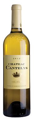 Château Cantelys, Pessac-Léognan, Bordeaux, France, 2019