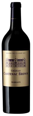 Château Cantenac Brown, Margaux, 3ème Cru Classé, 2013