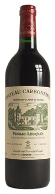 Château Carbonnieux, Pessac-Léognan, Cru Classé de Graves