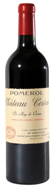 Château Certan de May, Pomerol, Bordeaux, France, 2012