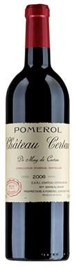 Château Certan de May, Pomerol, Bordeaux, France, 2006