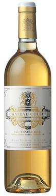 Château Coutet, Sauternes, 1er Cru Classé, Bordeaux, 2017