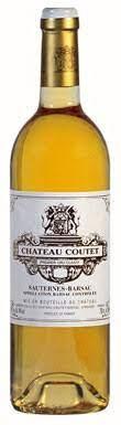 Château Coutet, Sauternes, 1er Cru Classé, Bordeaux, 2020