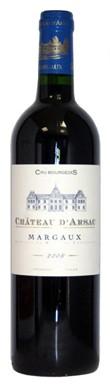Château d'Arsac, Margaux, Bordeaux, France, 2013