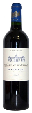 Chateau d'Arsac, Margaux, Bordeaux, France, 2012