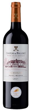 Château de Malleret, Haut-Médoc, Bordeaux, France, 2017