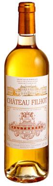 Château Filhot, Sauternes, 2ème Cru Classé, 2013