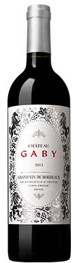 Château Gaby, Canon-Fronsac, Bordeaux, France, 2012