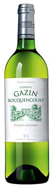 Château Gazin Rocquencourt, Pessac-Léognan, Cru Classé de