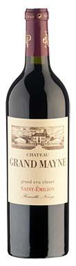 Château Grand Mayne, St-Émilion, Grand Cru Classé, 2019
