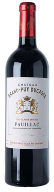Château Grand-Puy Ducasse, Pauillac, 5ème Cru Classé, 2013
