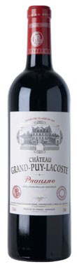 Château Grand-Puy-Lacoste, Pauillac, 5ème Cru Classé, 2013