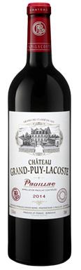Château Grand-Puy-Lacoste, Pauillac, 5ème Cru Classé, 2014