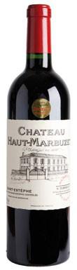 Château Haut-Marbuzet, St-Estèphe, Bordeaux, France, 2013