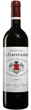 Château La Gaffelière, St-Émilion, Grand Cru Classé, 2006