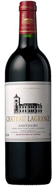 Château Lagrange, St-Julien, 3ème Cru Classé, 2010