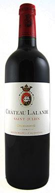 Château Lalande, St-Julien, Bordeaux, France, 2017
