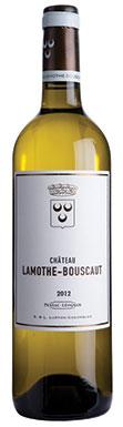 Château Lamothe-Bouscaut, Graves, Pessac-Léognan, 2015