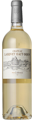 Château Larrivet Haut-Brion, Blanc, Pessac-Léognan, 2011