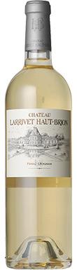 Château Larrivet Haut-Brion, Blanc, Pessac-Léognan, 2014