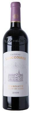 Château Lascombes, Margaux, 2ème Cru Classé, 2009