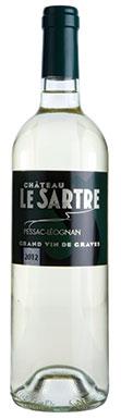 Château Le Sartre, Pessac-Léognan, Bordeaux, France, 2012