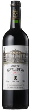 Château Leoville Barton, St-Julien, 2ème Cru Classé, 2007