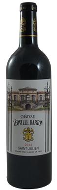 Château Leoville Barton, St-Julien, 2ème Cru Classé, 2014