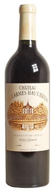 Château Les Carmes Haut-Brion, Pessac-Léognan, 2001
